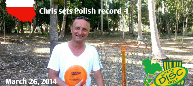 Polish record set -1