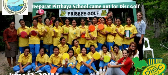 Teeparat Pitthaya School comes to play